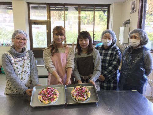 cooking experience barasushi satoyama guest house couture 里山